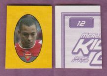 Arsenal Gilberto Brazil 12